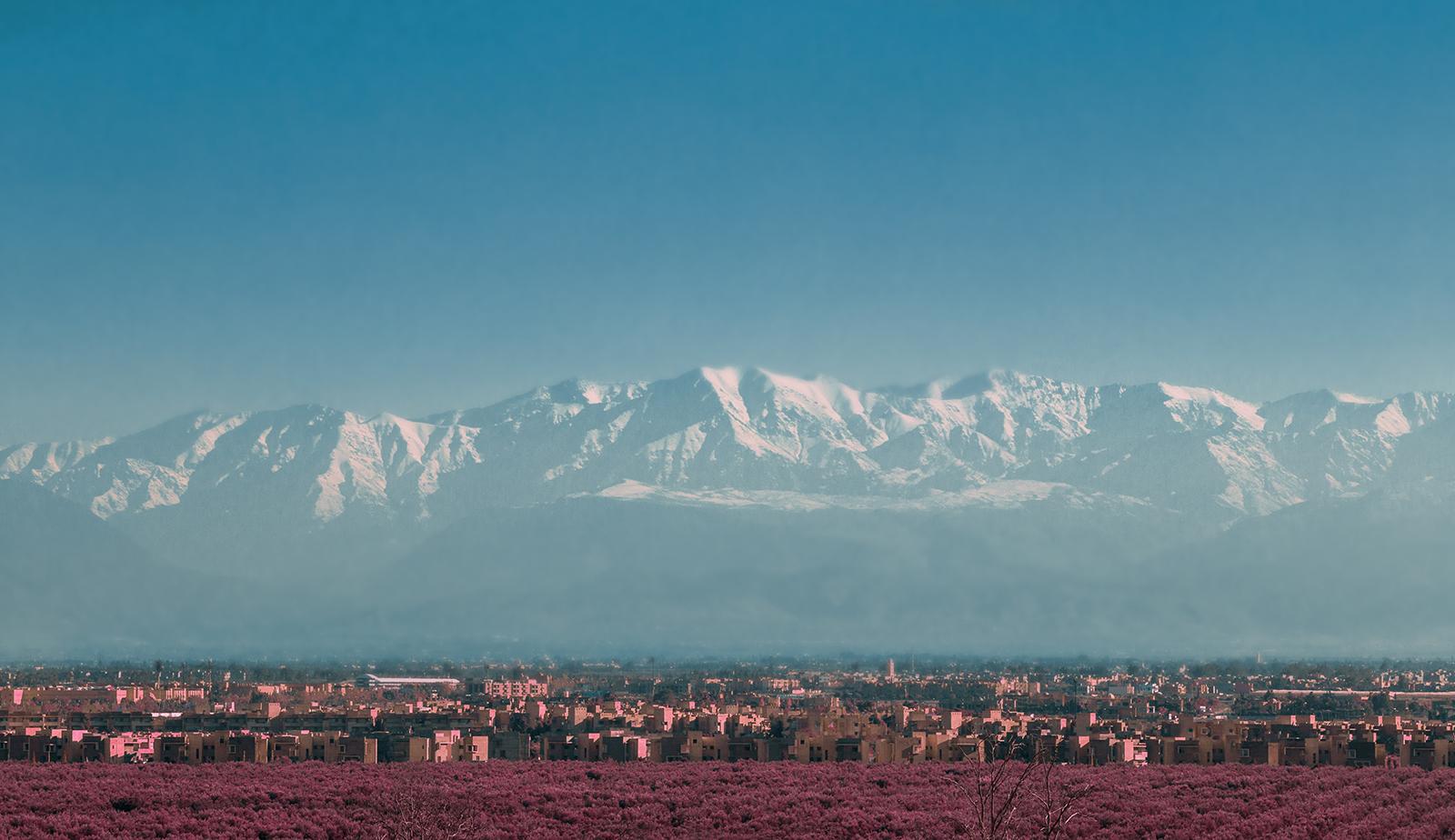 panoramique Marrakech